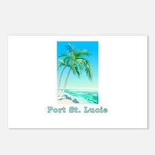 Port St. Lucie, Florida Postcards (Package of 8)