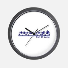 Port St. Lucie, Florida Wall Clock