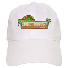 Pompano Beach, Florida Baseball Cap