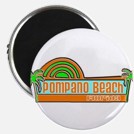 Pompano Beach, Florida Magnet