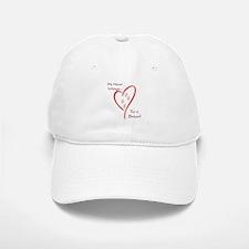 Briard Heart Belongs Baseball Baseball Cap