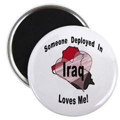 Someone deployed in Iraq loves me! 2.25