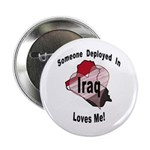 Someone deployed in Iraq loves me! Button