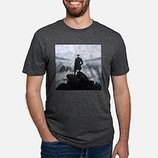 Caspar David Friedrich Wanderer T-Shirt