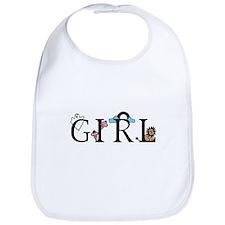 Girl Bib