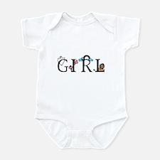 Girl Infant Bodysuit