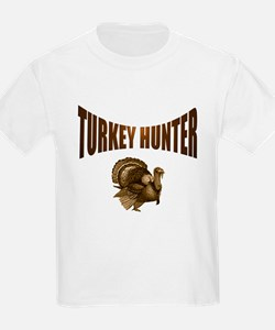 TURKEY HUNTING Kids T-Shirt
