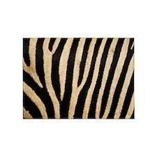 Zebra! 5'x7'Area Rug