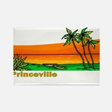 Funny Hanalei Rectangle Magnet