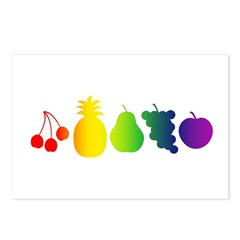 Fruit Postcards (Package of 8)