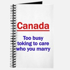 Marriage and Pot, Canadian St Journal