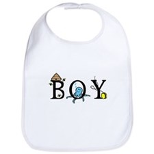Boy Bib
