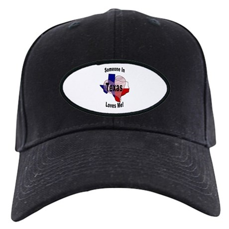 Someone in TEXAS loves me! Black Cap