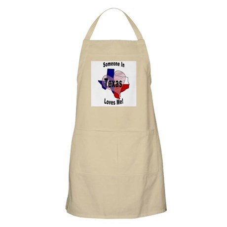 Someone in TEXAS loves me! BBQ Apron