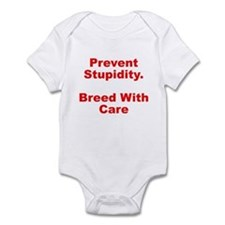 Breed With Care Infant Bodysuit