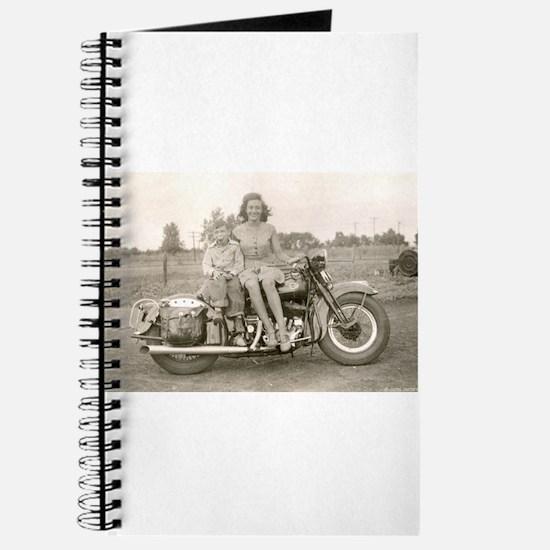 Harley Girl Journal