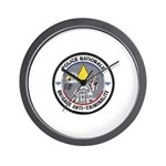 National Police France Wall Clock