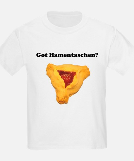 Got Hamentaschen? Kids T-Shirt