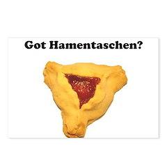 Got Hamentaschen? Postcards (Package of 8)