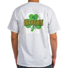 Hooligans Ash Grey T-Shirt