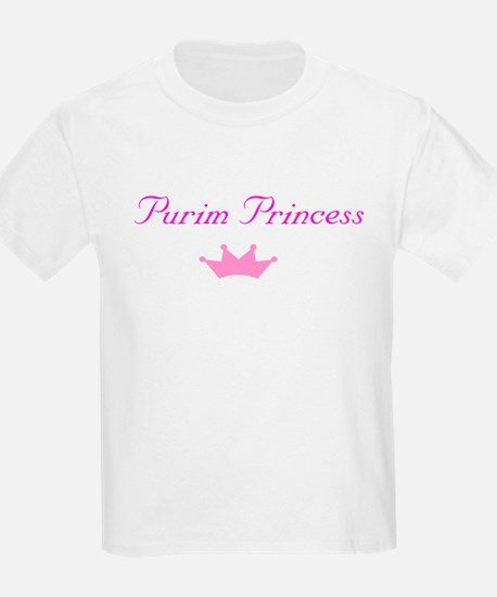 Purim Princess Kids T-Shirt