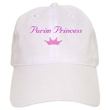 Purim Princess Baseball Cap