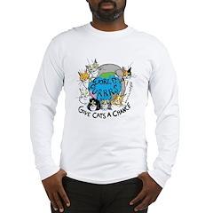 World Purrs Long Sleeve T-Shirt