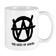 Axis of Weasel mug