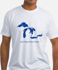Let's Keep Them Great Shirt