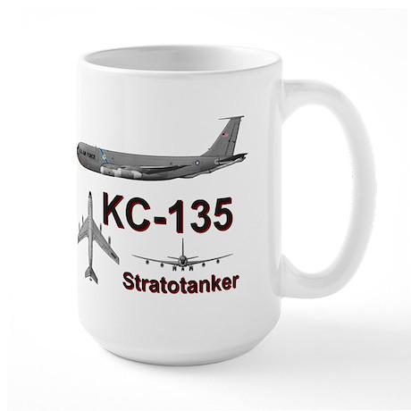 KC-135 Stratotanker SAC Milky Way Large Mug