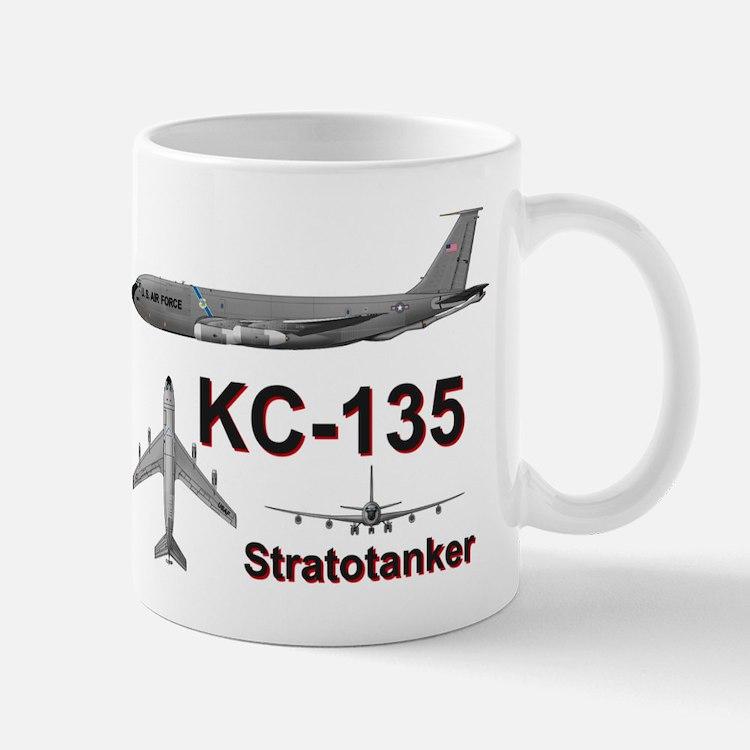 KC-135 Stratotanker SAC Milky Way Mug