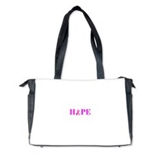 Pink Ribbon Hope Diaper Bag