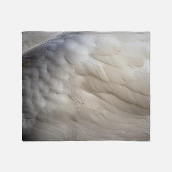 Angel Wing Throw Blanket