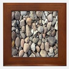 stones Framed Tile