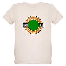 Baseball Hoboken Established Logo T-Shirt