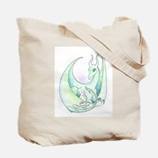 Armored Babe Tote Bag