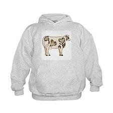 Love Cow Hoodie