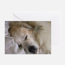 Great Pyrenees Greeting Card