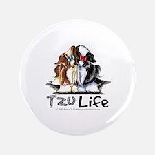 "Tzu Life 3.5"" Button"