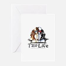 Tzu Life Greeting Cards (Pk of 10)