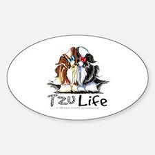 Tzu Life Decal