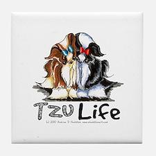 Tzu Life Tile Coaster