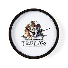 Tzu Life Wall Clock