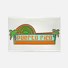 Vieques Rectangle Magnet