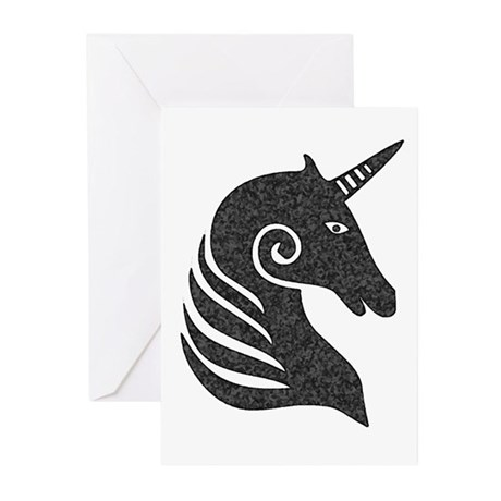 Unicorn Greeting Cards (Pk of 10)