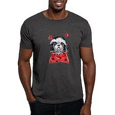 Shih Tzu Ladybug T-Shirt