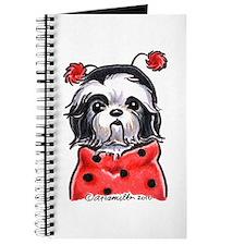 Shih Tzu Ladybug Journal