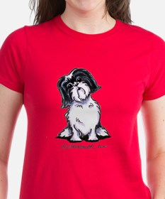Shih Tzu Sit Pretty Tee