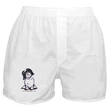 Shih Tzu Sit Pretty Boxer Shorts