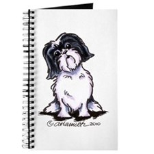 Shih Tzu Sit Pretty Journal